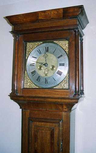 Dating longcase clock cases