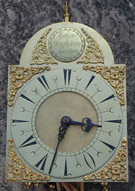 Turkish Market clock by Matthew Jackson of London