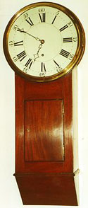 East Anglian Tavern clock, late 18th century